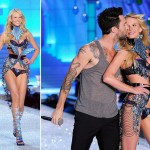 Anne Vyalitsyna Victoria s Secret 2011 Fashion Show