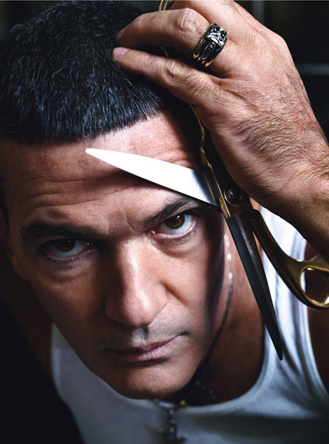 Antonio Banderas W Magazine February 2012