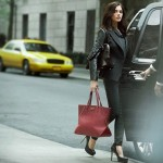 Ashley Greene DKNY fall 2012 ad campaign