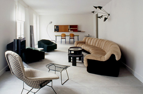 Azzedine Alaia designed hotel in Paris