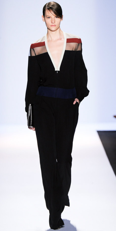 The Geometry Of BCBG Max Azria Fall Winter 2012 2013