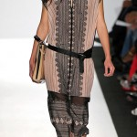 BCBG Max Azria Spring Summer 2013 dress
