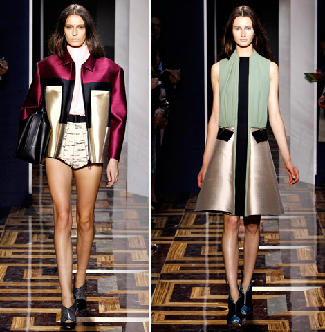 Balenciaga Spring Summer 2012 collection