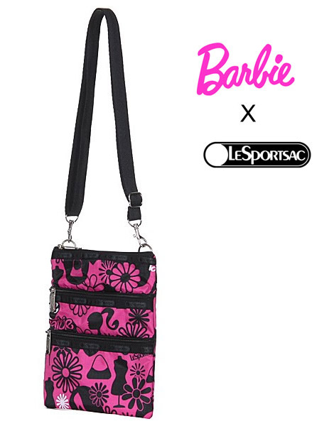 Barbie LeSportsac bags collection crossbody