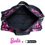 Barbie LeSportsac bags collection interior