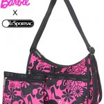 Barbie LeSportsac bags collection shoulder bag