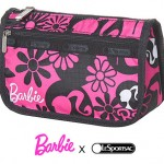 Barbie LeSportsac bags collection vanity