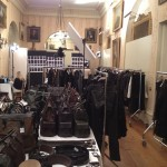 Belstaff leather and accessories