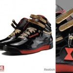Black Widow sneakers Reebok Marvel