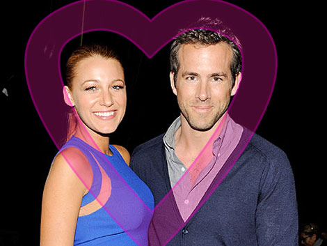 Blake Lively Married Ryan Reynolds!