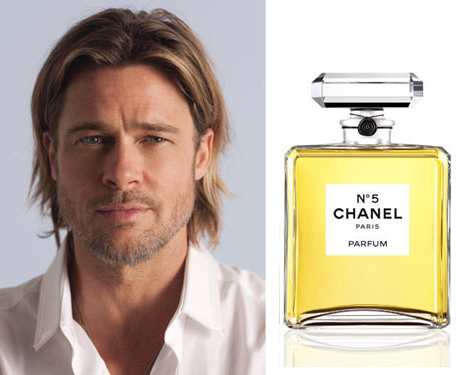Brad Pitt No. 5