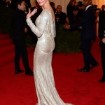 Cameron Diaz back of Stella dress Met Ball 2012