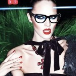Candice Swanepoel Tom Ford Eyewear ad campaign