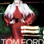 Candice Swanepoel Tom Ford Fall Winter 2011 2012 ad campaign