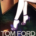 Candice Swanepoel Tom Ford Footwear FW 11 12 ad campaign