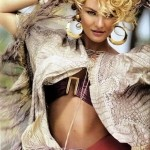 Candice Swanepoel for Vogue pictorial
