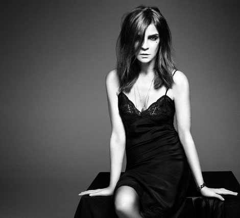Carine Roitfeld MAC Cosmetics Collection Campaign