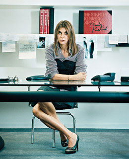 Carine Roitfeld s Office