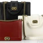 Chanel Boy Bags various sizes and colors