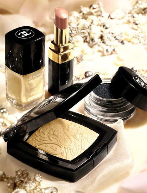 Summer Gold Fever: Chanel Bombay Express Summer 2012 Makeup