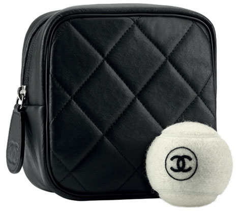 Show Your Fashion Colors On The Tennis Court With Chanel Tennis Balls