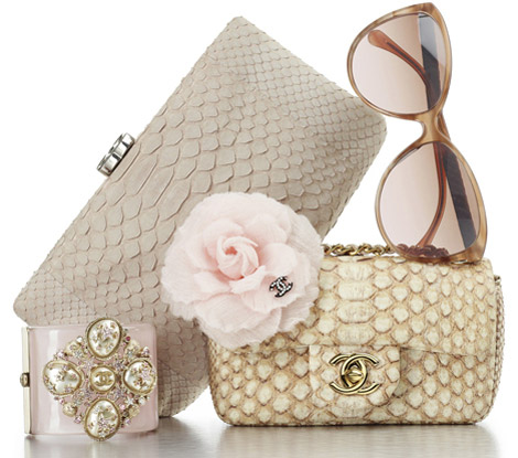 Chanel Valentine s Day collection 2012