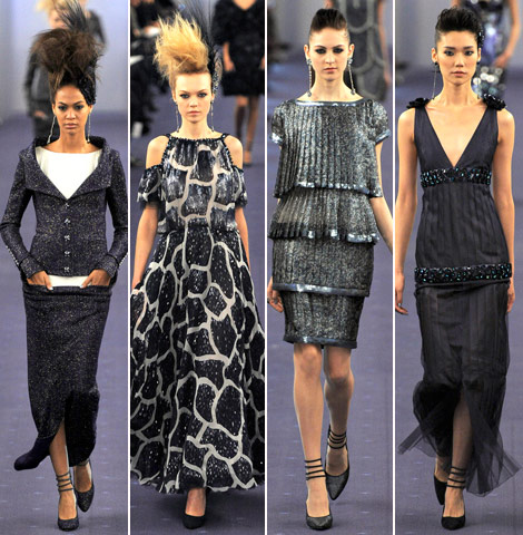 Chanel Couture Spring 2012 collection