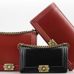 Chanel new bags collection Boy Bags red