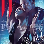 Charlize Theron Michael Fassbender chemistry for W Magazine cover
