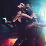 Charlize Theron Michael Fassbender hot Prometheus W Magazine picture