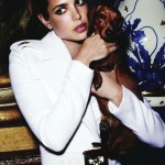 Charlotte Casiraghi Vogue Paris