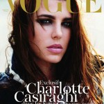 Charlotte Casiraghi Vogue Paris September 2011 cover