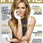 Cheryl Cole InStyle UK December 2011 cover