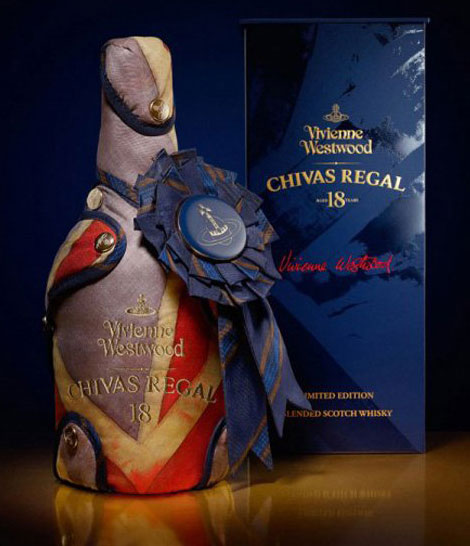 Chivas Regal by Vivienne Westwood