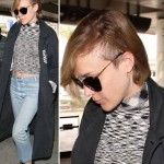 Chloe Sevigny s new haircut shaved side
