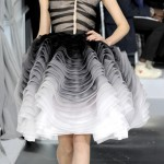 Christian Dior Couture Spring 2012 Collection Nimue Smit