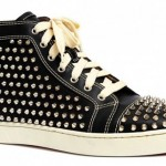 Christian Louboutin Pharrell black Studded Sneakers