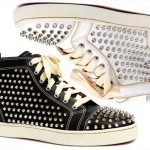 Christian Louboutin Pharrell Studded Sneakers