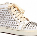 Christian Louboutin Pharrell white Studded Sneakers