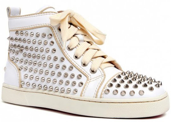 Christian Louboutin Pharrell Studded Sneakers Summer 2010