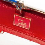 Christian Louboutin limited edition bag detail