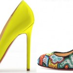 Christian Louboutin stillettos 2012