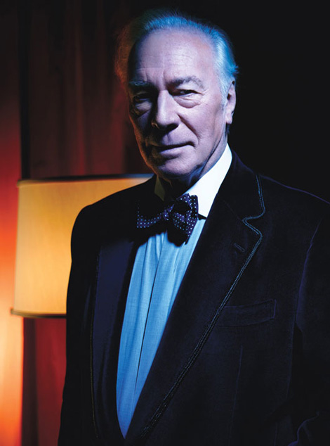 Christopher Plummer W magazine