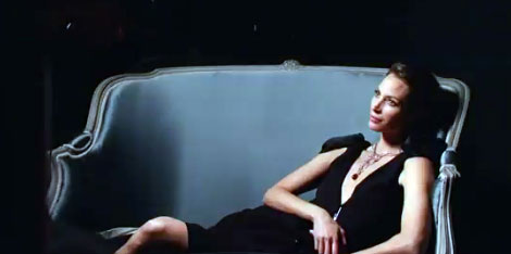 Christy Turlington Louis Vuitton High Jewelry Campaign