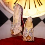Cinderella s shoes by Louboutin