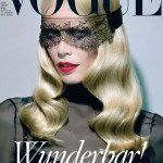 Claudia Schiffer Vogue Germany August 2011 cover