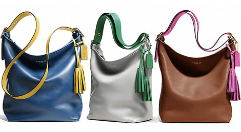 Coach Legacy Bag mix and match