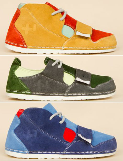 Colorful sneakers OTZ