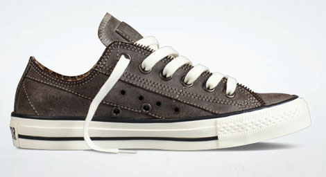 Biker Ready Sneakers: Moto Leather Converse
