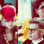 DSquared2 Fall 2012 eyewear campaign